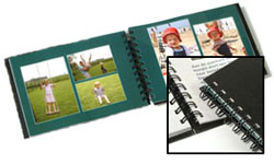 A5 (210 x 148,5 mm) album photo horizontal